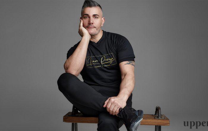 Iván Perujo, entrenador personal de famosos, celebrities e influencers
